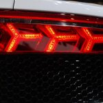 2009 lamborghini gallardo lp560 taillight