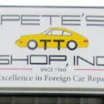 petes otto shop - valdosta foreign car specilaist